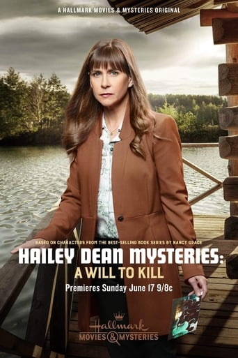 Poster of Hailey Dean Mystery: A Will to Kill