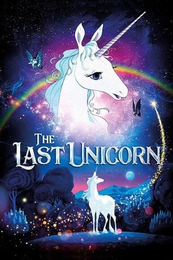 Poster of The Last Unicorn