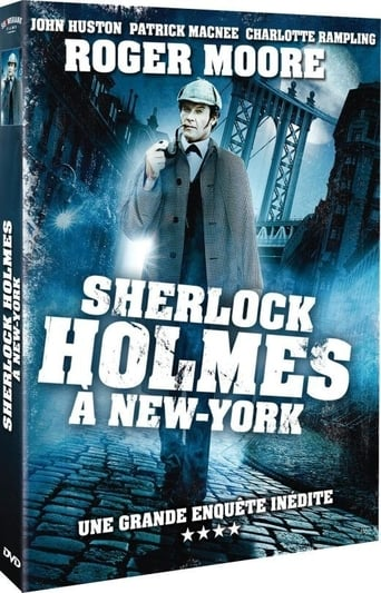 How old was Charlotte Rampling in Sherlock Holmes in New York