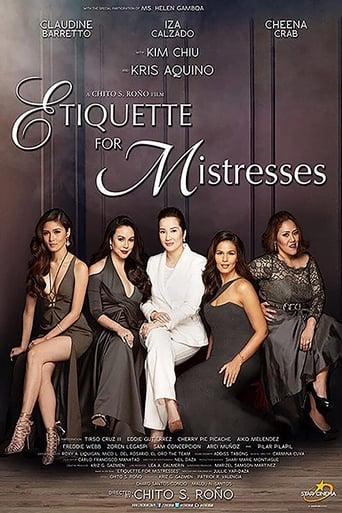 Poster of Etiquette For Mistresses