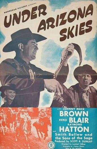 Poster of Under Arizona Skies