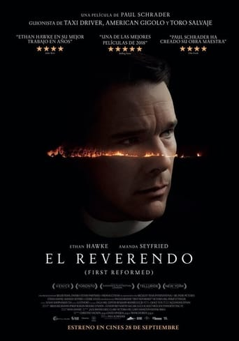 Poster of El reverendo
