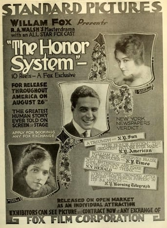 Poster of The Honor System
