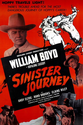 Poster of Sinister Journey