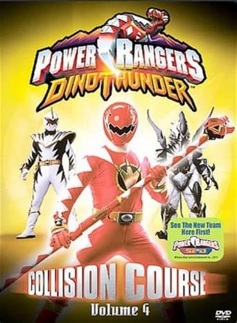 Poster of Power Rangers Dino Thunder: Collision Course