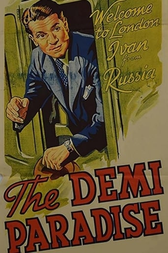 Poster of The Demi-Paradise