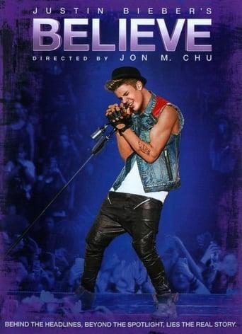 Poster of Justin Bieber's Believe
