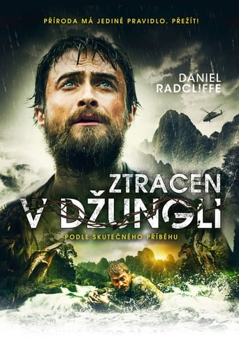 Poster of Ztracen v džungli
