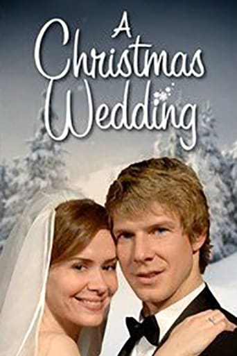 Poster of A Christmas Wedding