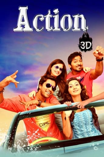 Poster of Action 3D