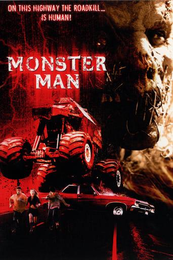 Poster of Monster Man