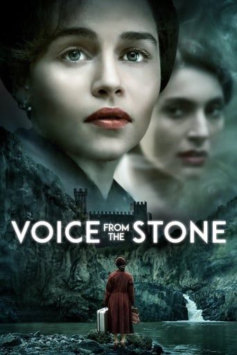 Poster of Voice from the Stone