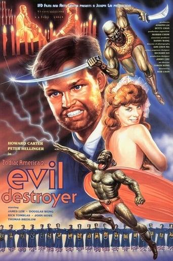 Poster of Zodiac America 2: Evil Destroyer