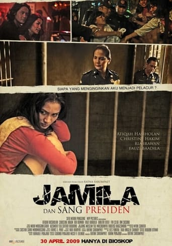 Poster of Jamila and the President