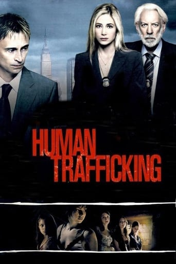 Poster of Human Trafficking