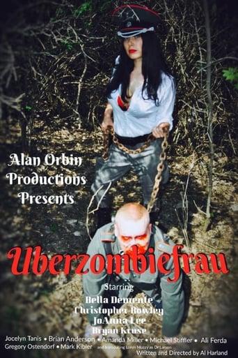 Poster of Uberzombiefrau