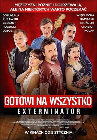 Poster of Exterminator: Ready To Roll