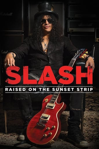 Poster of Slash - Raised On the Sunset Strip