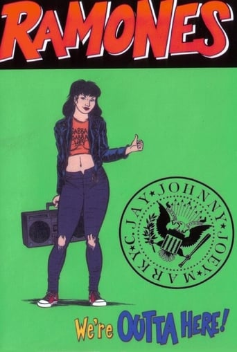Poster of Ramones: We're Outta Here!
