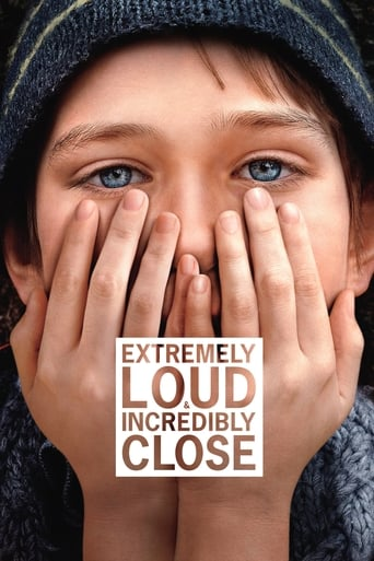 Poster of Extremely Loud & Incredibly Close