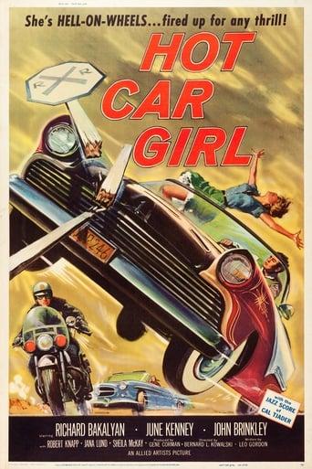 Poster of Hot Car Girl