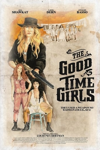 Poster of The Good Time Girls