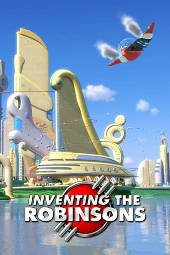Poster of Inventing the Robinsons: The Making of 'Meet the Robinsons'