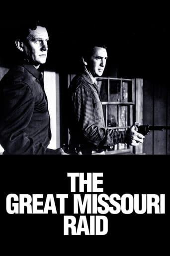 Poster of The Great Missouri Raid