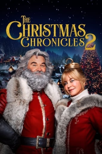 Poster of The Christmas Chronicles: Part Two