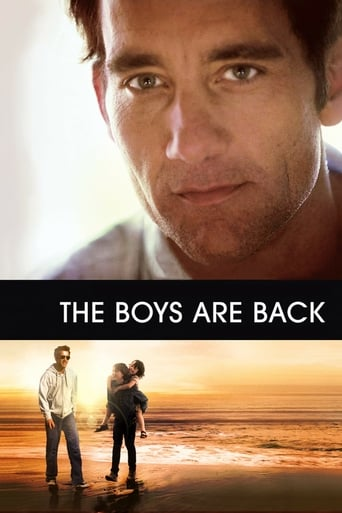Poster of The Boys Are Back