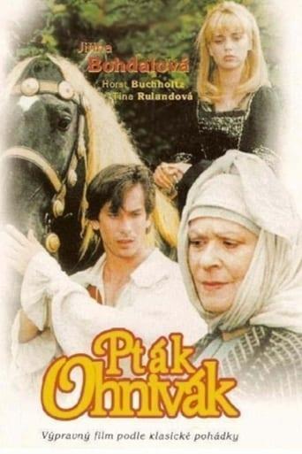 Poster of Pták Ohnivák