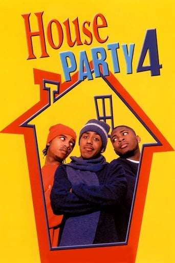 Poster of House Party 4: Down to the Last Minute