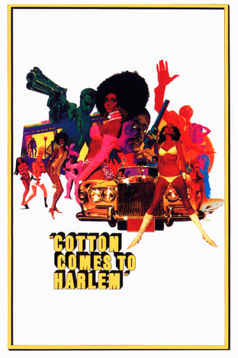 Poster of Cotton Comes to Harlem