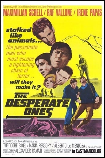 Poster of The Desperate Ones