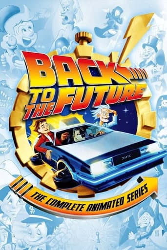 Poster of Back to the Future: The Animated Series