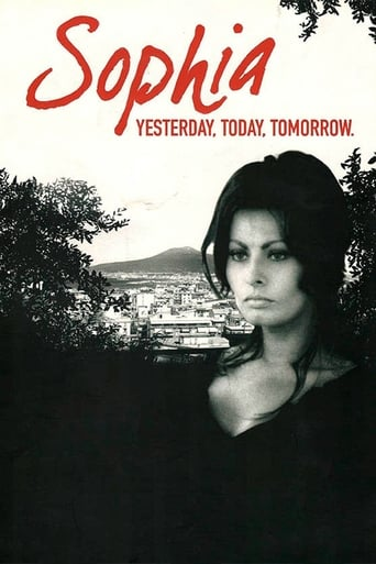 Poster of Sophia: Yesterday, Today, Tomorrow