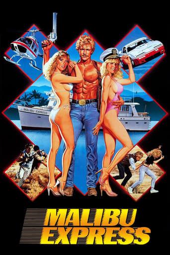 Poster of Malibu Express