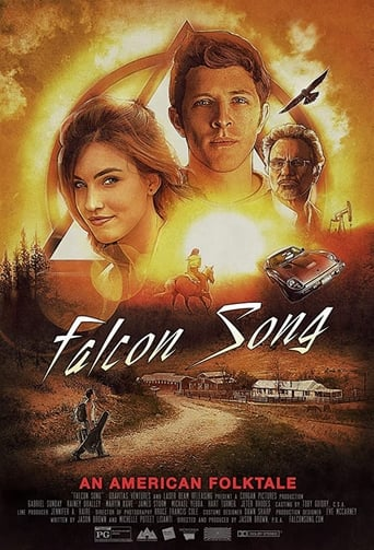 Poster of Falcon Song