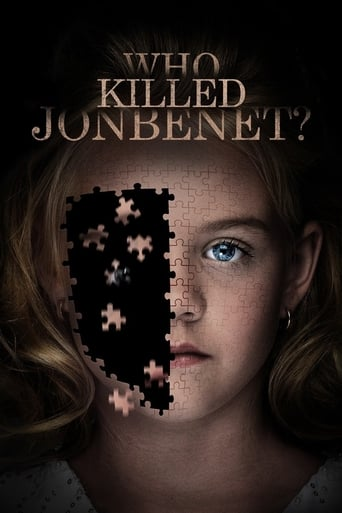 Poster of Who Killed JonBenét?