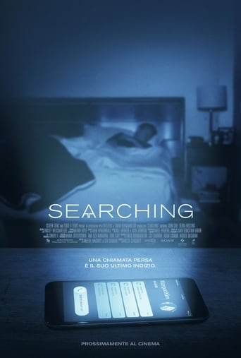 Poster of Searching