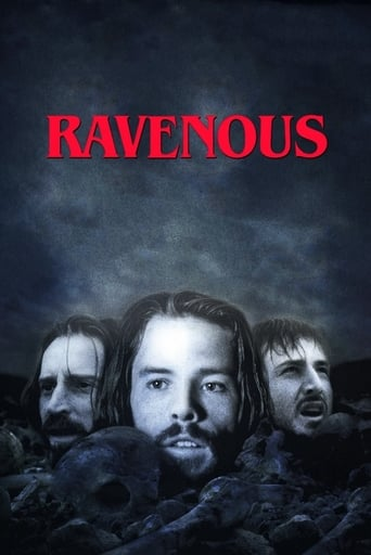 Poster of Ravenous
