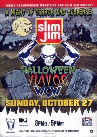 Poster of WCW Halloween Havoc 1996