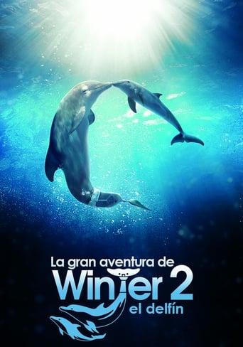 Poster of La gran aventura de Winter el delfín 2
