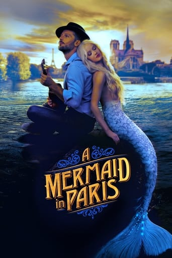 Poster of A Mermaid in Paris