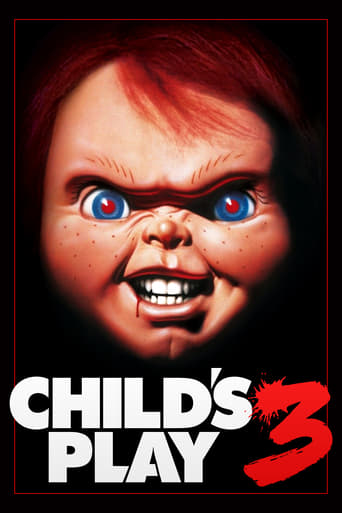 Poster of Child's Play 3