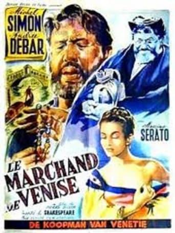 Poster of Le marchand de Venise