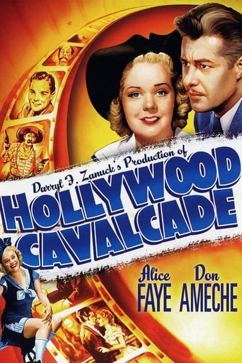 Poster of Hollywood Cavalcade