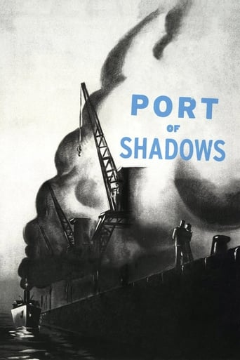 Poster of Port of Shadows