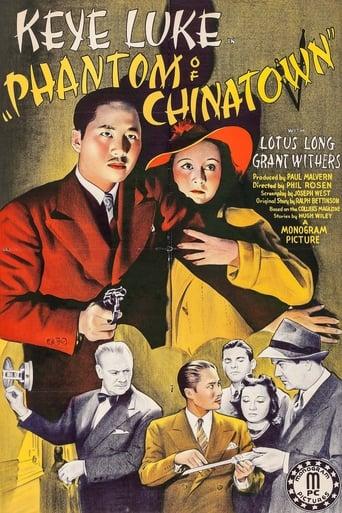 Poster of Phantom of Chinatown