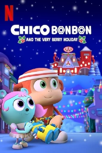 Poster of Chico Bon Bon and the Very Berry Holiday